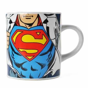 DC Comics - Mini Caneca Superman Costume