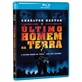 O Último Homem na Terra - Blu-ray