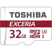 Cartão Memória MicroSD 32GB Toshiba Exceria THN-M302R0320EA