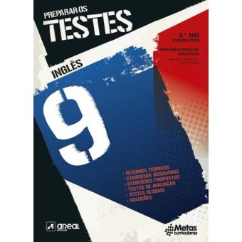 Preparar os Testes - Inglês - 9º Ano