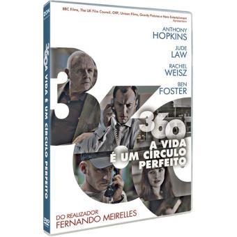 360 - A Vida é um Círculo Perfeito - DVD