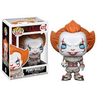 Funko Pop! It: Pennywise with Boat - 472