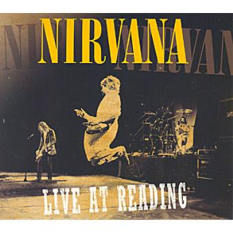 Nirvana - Live at Reading (Limited Edition DVD+CD)