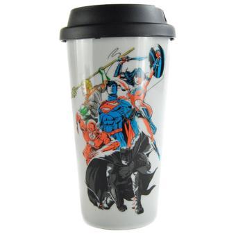 Justice League - Copo de Viagem
