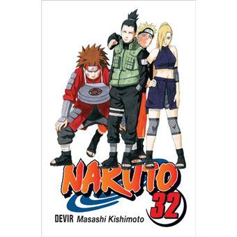 Naruto - Livro 32: Em Busca de Sasuke
