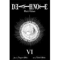 Death Note: Black Edition - Book 6