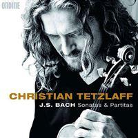 Bach: Violin Sonatas & Partitas - CD