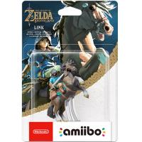 Amiibo The Legend of Zelda: Breath of the Wild - Figura Link Rider