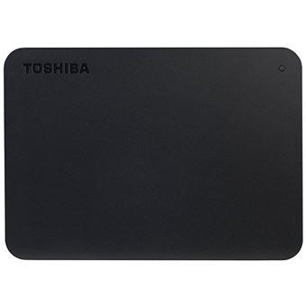 "Disco Externo Toshiba Canvio Basics 2.5"" - 2TB - Preto"