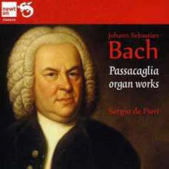 Passacaglia:organ Works