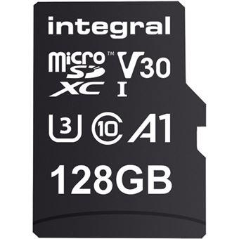 Cartão Memória Integral Memory INMSDX128G-100/90V30