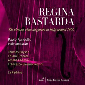 Regina Bastarda - CD