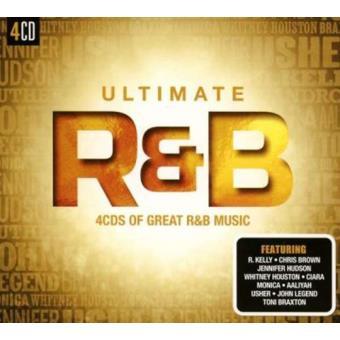 Ultimate...R&B (4CD)