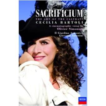 Sacrificium   The Art of the Castrati (DVD)