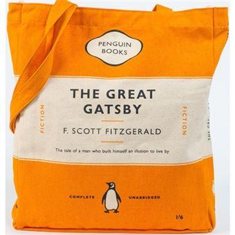 Saco Great Gatsby - Laranja