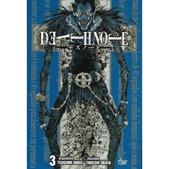 Death Note - Livro 3: Corrida Louca