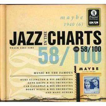 Jazz in the Charts 58 - Maybe 1940