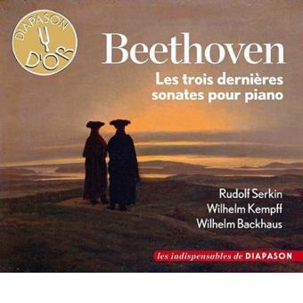 Beethoven-late piano sonatas (imp)