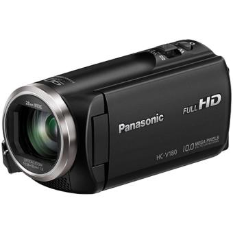 Panasonic Câmara Full HD HC-V180EC-K (Black)