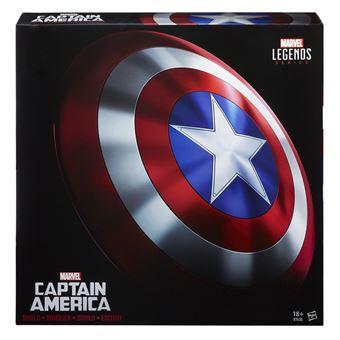 Réplica Marvel Legends: Escudo Capitão América