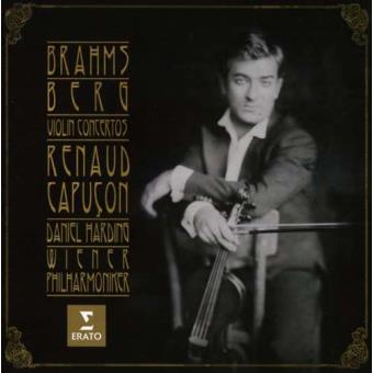 Brahms & Berg: Violin Concertos