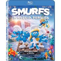 Smurfs: A Aldeia Perdida (Blu-ray)