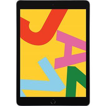 Novo iPad Apple 10.2'' Wi-Fi - 128GB - Cinzento Sideral 2019