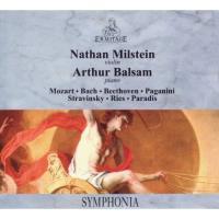 Mozart - Bach - Paganini - Stravinsky - CD