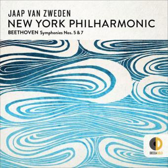 Beethoven: Symphonies 5 & 7  - CD