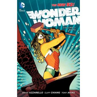 Wonder Woman Vol 2