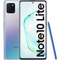Samsung Galaxy Note10 Lite - 128GB - Prateado Aura