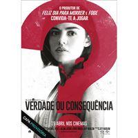 Verdade ou Consequência - DVD
