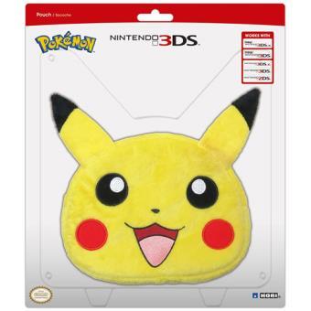 Pikachu Plush Pouch XL 3DS
