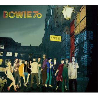 Bowie 70 - CD + DVD