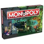 Monopoly Rick and Morty - Winning Moves