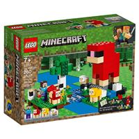 LEGO Minecraft 21153 A Quinta da Lã