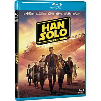 Han Solo: Uma História de Star Wars - 2 Blu-ray