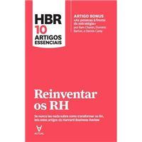 HBR 10 Artigos Essenciais - Reinventar os RH