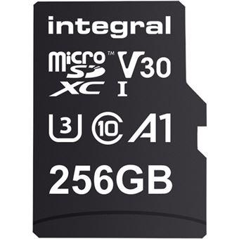 Cartão Memória Integral Memory INMSDX256G-100/90V30
