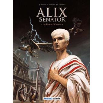 Alix Senator Vol 1 Las Águilas de Sangre