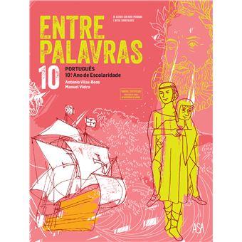 Entre Palavras Português 10º Ano - Manual do Aluno