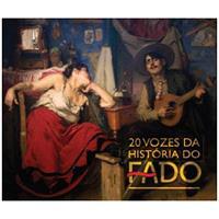 20 Vozes da História do Fado - CD
