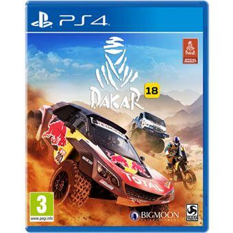 Dakar 2018 - PS4