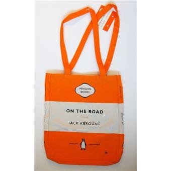 Saco para Livros On The Road - Laranja