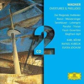 Wagner: Overtures & Preludes (2CD)