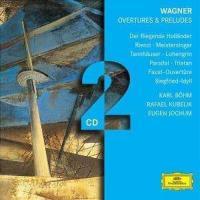 Wagner: Overtures & Preludes (2CD)