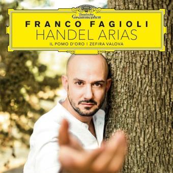 Handel: Arias - CD