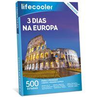 Lifecooler 2020 - 3 Dias na Europa
