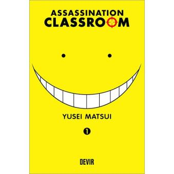 Assassination Classroom - Livro 1: Hora Para Matar