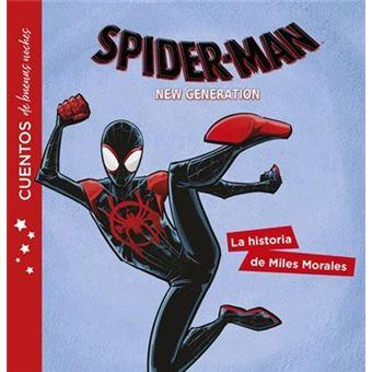 Spider man-cuentos de buenas noches